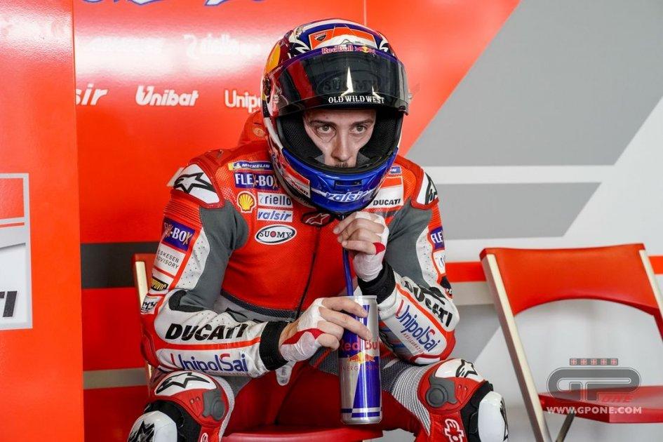 MotoGP: Dovizioso: quest'anno Lorenzo mi renderà la vita difficile