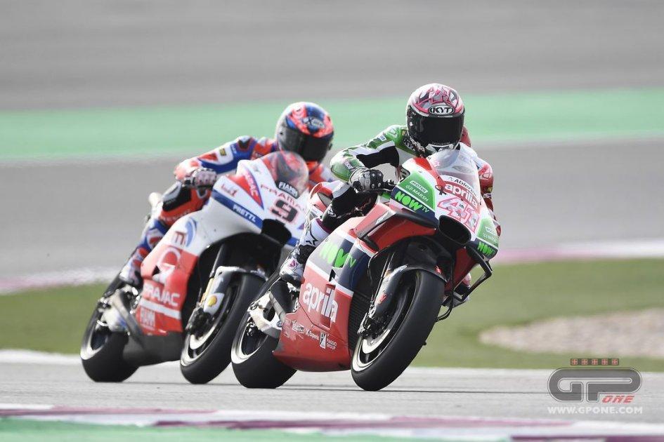 MotoGP: Petrucci against Aleix: He complains but he's unfair