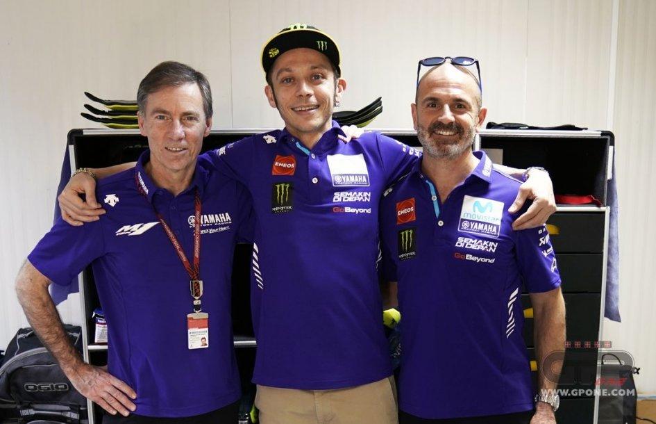 MotoGP: UFFICIALE: Valentino Rossi con Yamaha fino al 2020