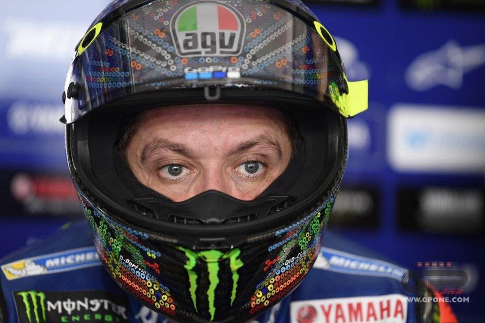 MotoGP: Rossi: the team in MotoGP? no, I'll race until 2020