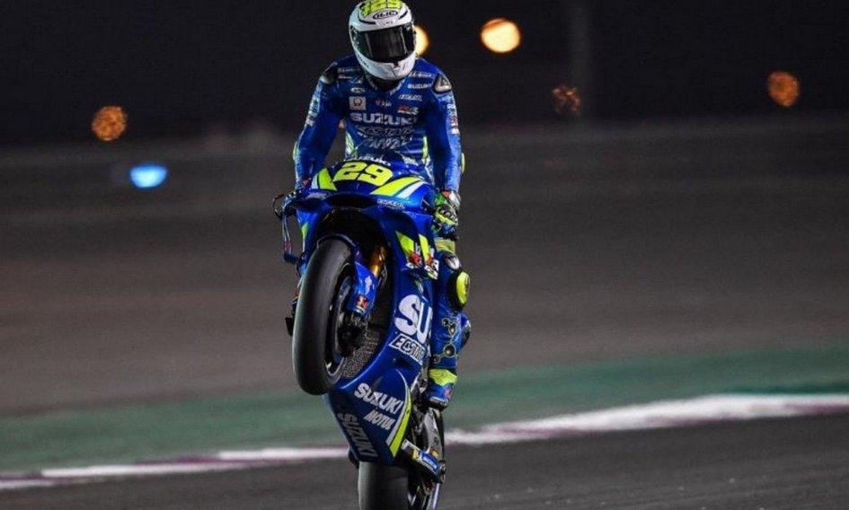 MotoGP: Iannone: con Suzuki abbiamo un bel 'pacchetto'