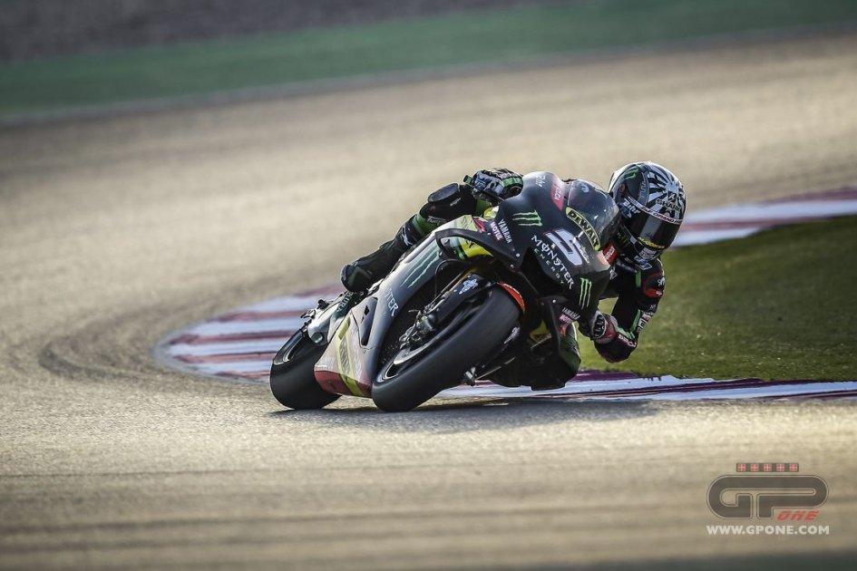 MotoGP: Yamaha fights back in Qatar: Zarco 1st, Rossi 2nd