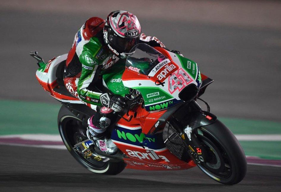 MotoGP: Espargarò: il nuovo motore non è una grande rivoluzione