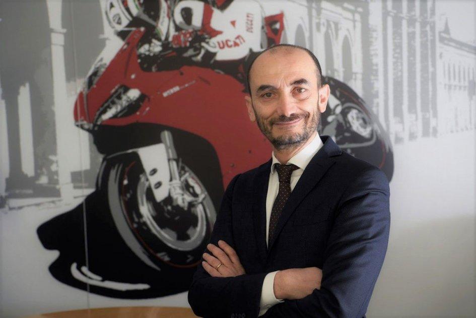 News Prodotto: Domenicali: la V4? Il più alto investimento nella storia Ducati