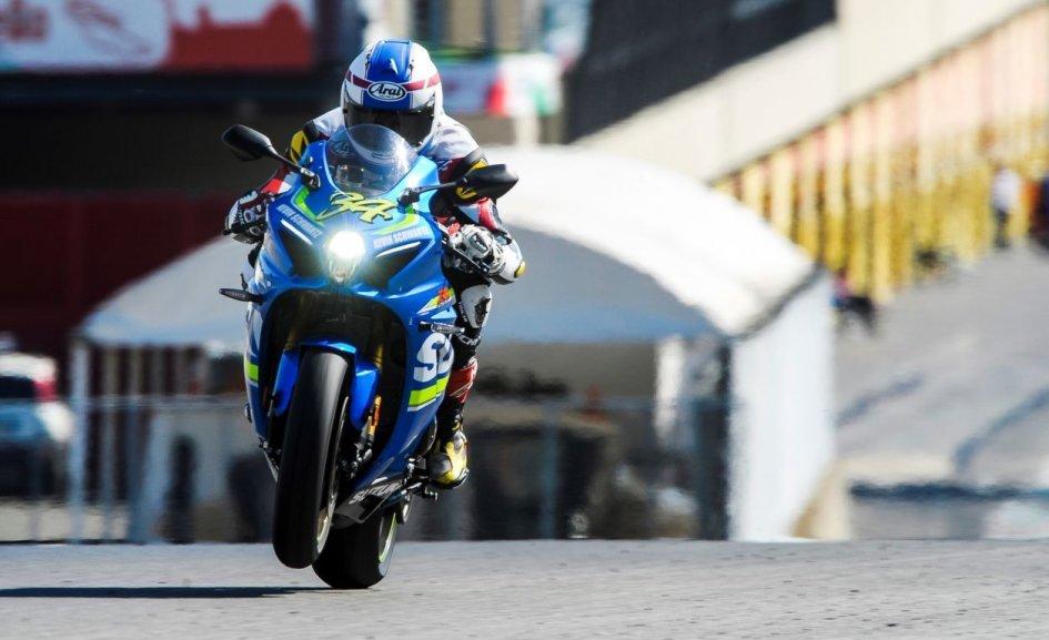 News Prodotto: Suzuki Day: tutti in pista con Schwantz e Iannone
