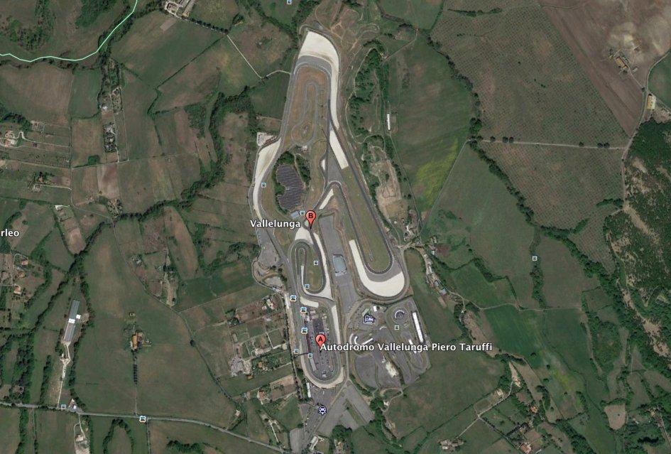 Circuito Vallelunga : Autodromo di vallelunga la guardia di finanza scopre