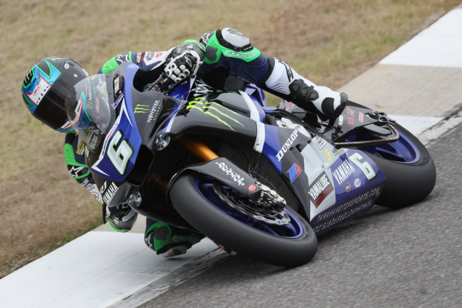 SBK: MotoAmerica: Beaubier back on top in Alabama