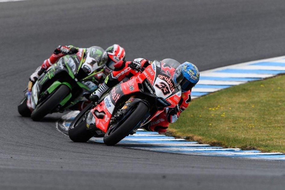 SBK: Buriram: Melandri and Ducati face the acid test