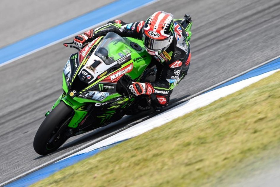 SBK: Rea rules the roost in Buriram
