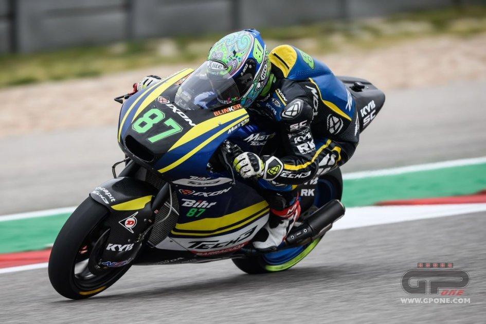 Moto2: Fratture alle gambe e a una caviglia per Remy Gardner