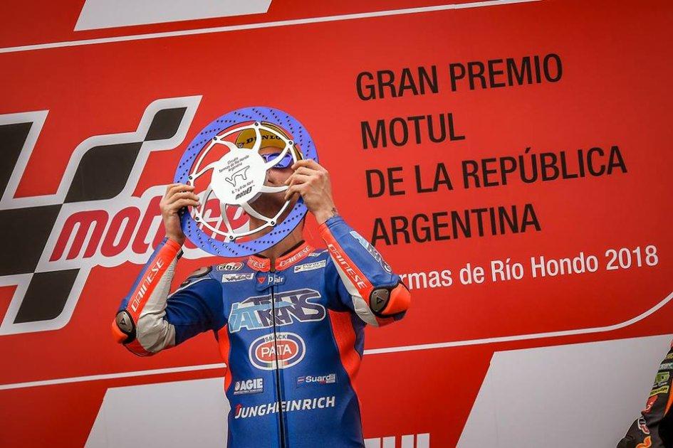Moto2: Pasini secondo pilota longevo più vincente nella classe intermedia