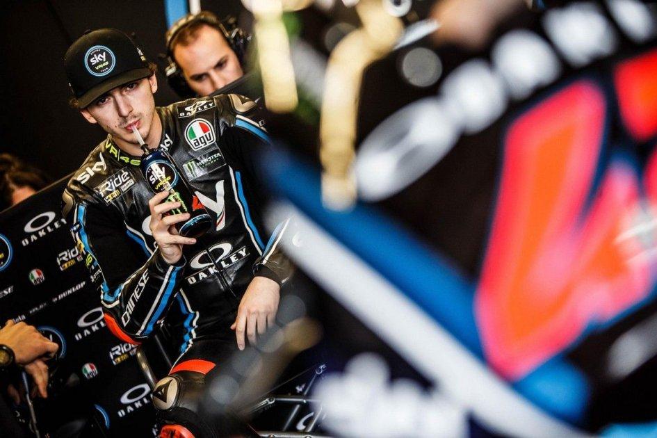 Moto2: Bagnaia: sapevo che Alex avrebbe usurato troppo le gomme