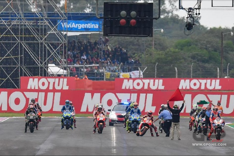 MotoGP: The black flag to be used for anyone causing a crash