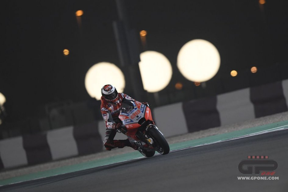 MotoGP: Brembo: scusa Lorenzo, è stata colpa nostra