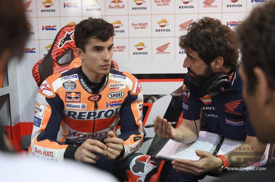 MotoGP: Marquez: the crash made me faster