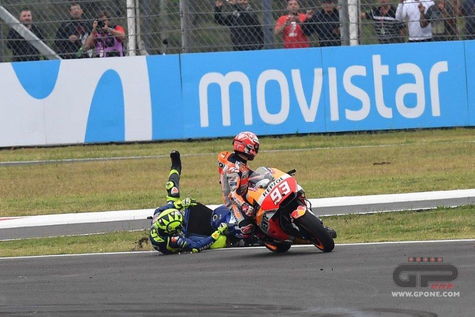 MotoGP: Marquez: non cambierò il mio modo di guidare