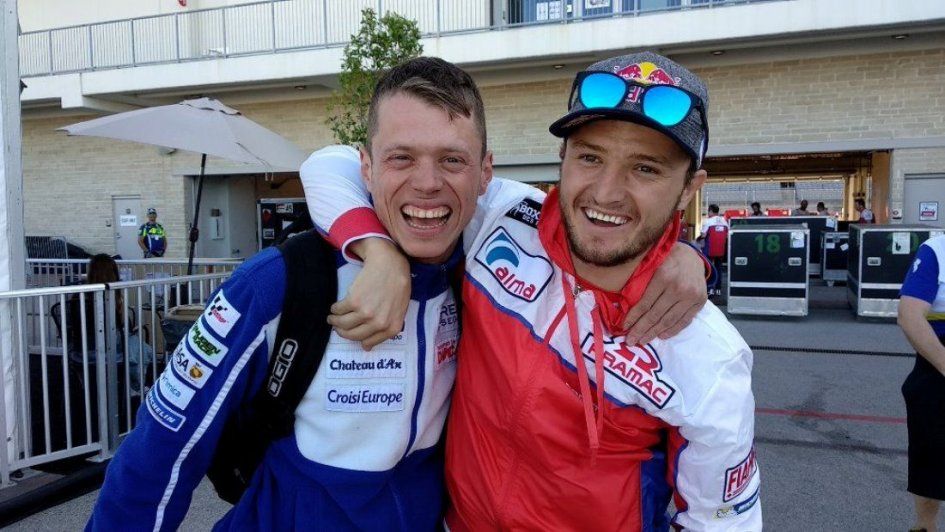 MotoGP, Miller's secret