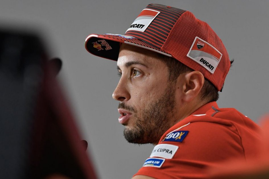 MotoGP: Dovizioso: stay with Ducati? I don't have an offer yet