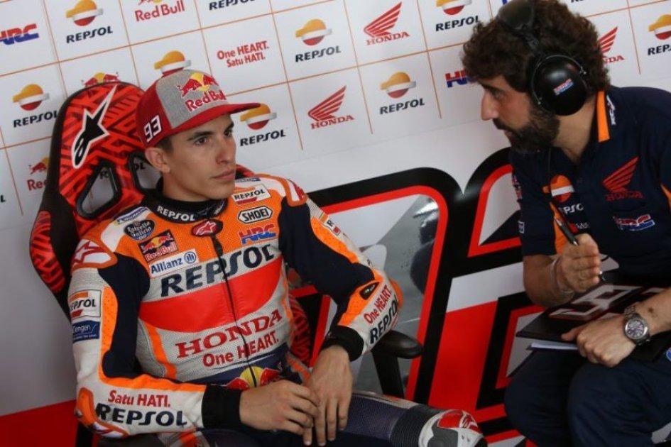 """MotoGP: Marquez: """"Questo risultato mi riporta alla realtà"""""""