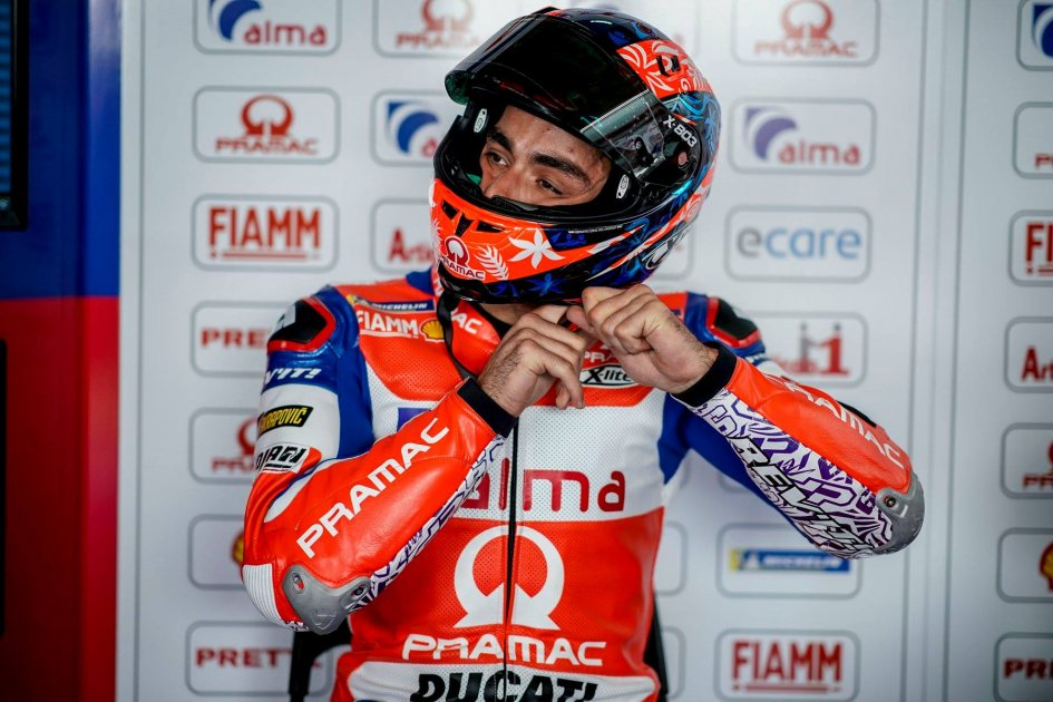 Motogp Petrucci Betrayed By The Q1 Setup I Didn T Have Speed