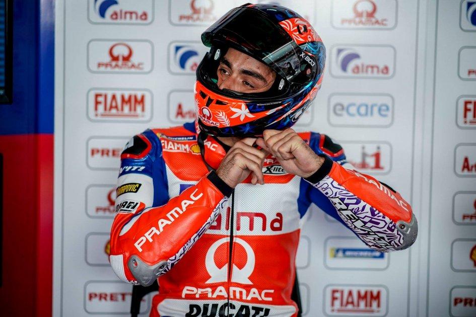 """MotoGP: Petrucci tradito dall'assetto nella Q1: """"Non avevo velocità"""""""