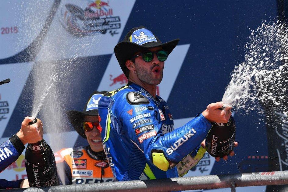 MotoGP: Iannone: la gente mi sputava addosso, sono stato forte