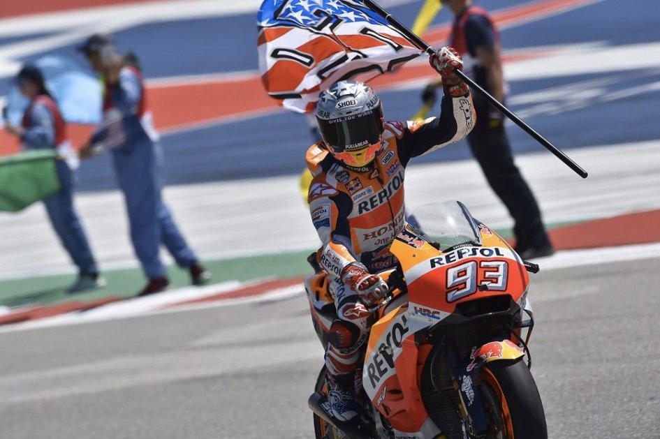 MotoGP: Marquez: le polemiche? ho parlato in pista