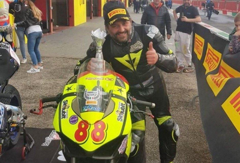 SBK: Poggi regala alla V4 il primo podio nella Coppa Italia
