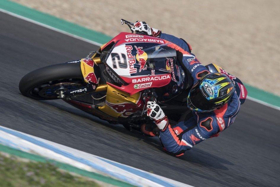 SBK: Camier è sicuro: ad Aragon la Honda sarà più competitiva