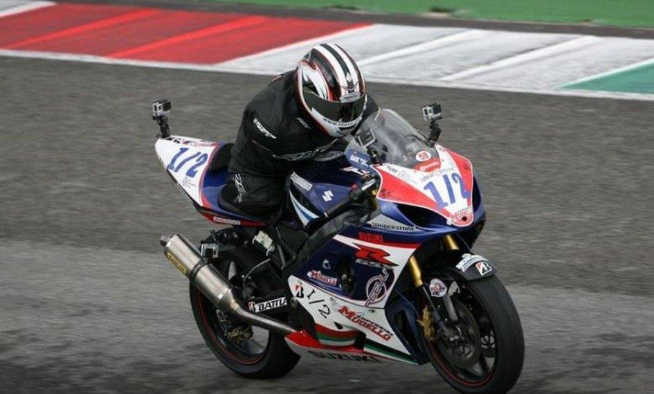 "SBK: Farewell Alan Kempster, the ""half man"" who rode bikes"