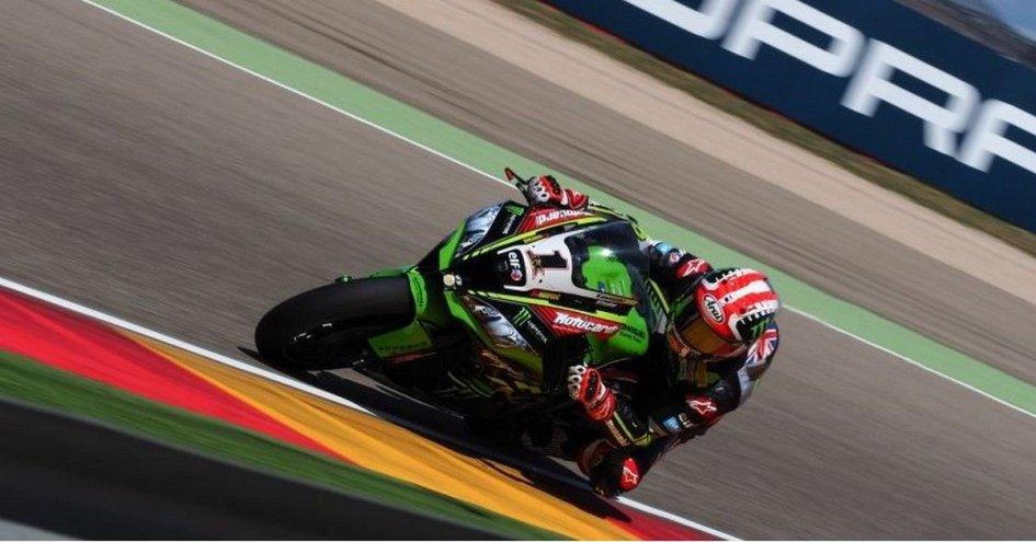 SBK: Rea wins at Aragon, beating the Ducati fleet