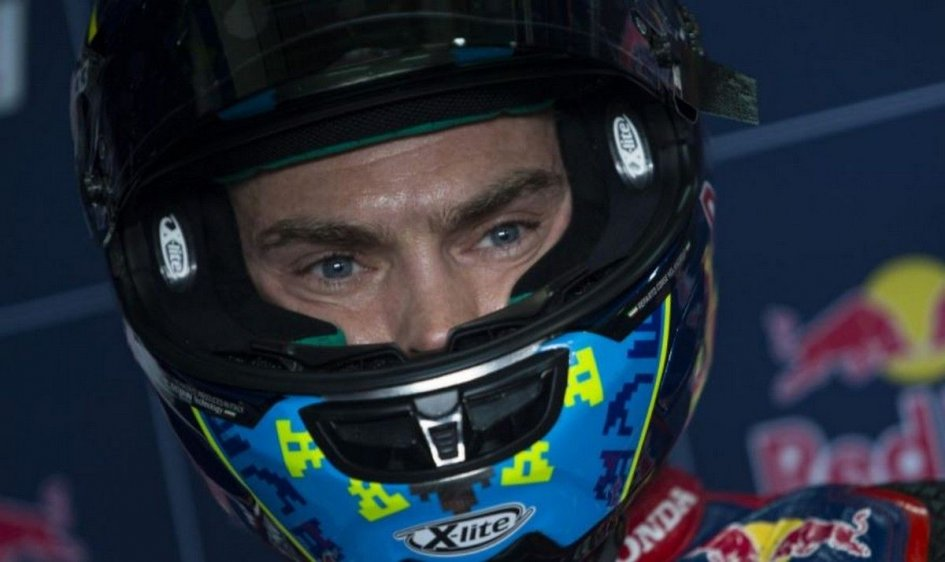 SBK: Fractures and thoracic trauma: Camier to miss tomorrow's race