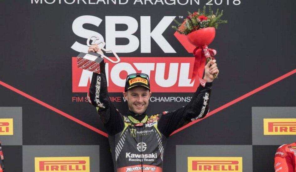 SBK: Rea: ora sono davvero contento della mia moto