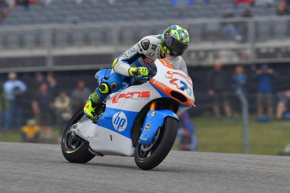 Moto2: FP2: Solo Alex Marquez meglio di Baldassarri a Jerez