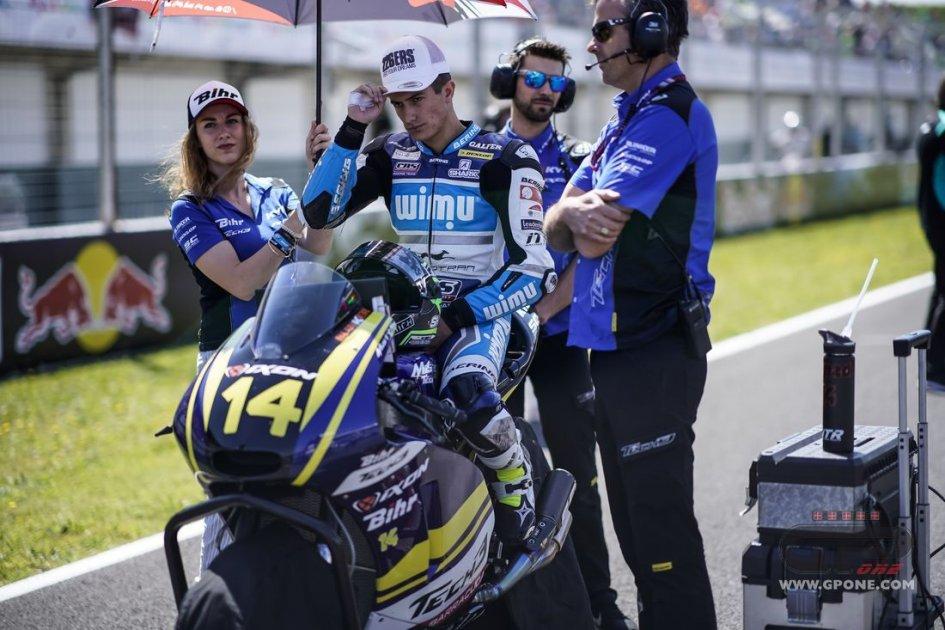 Moto2: Garzo al posto di Gardner anche a Le Mans