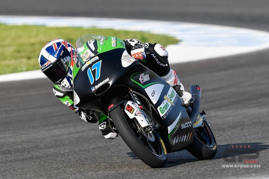Moto3: McPhee penalized with 6 grid positions in Le Mans
