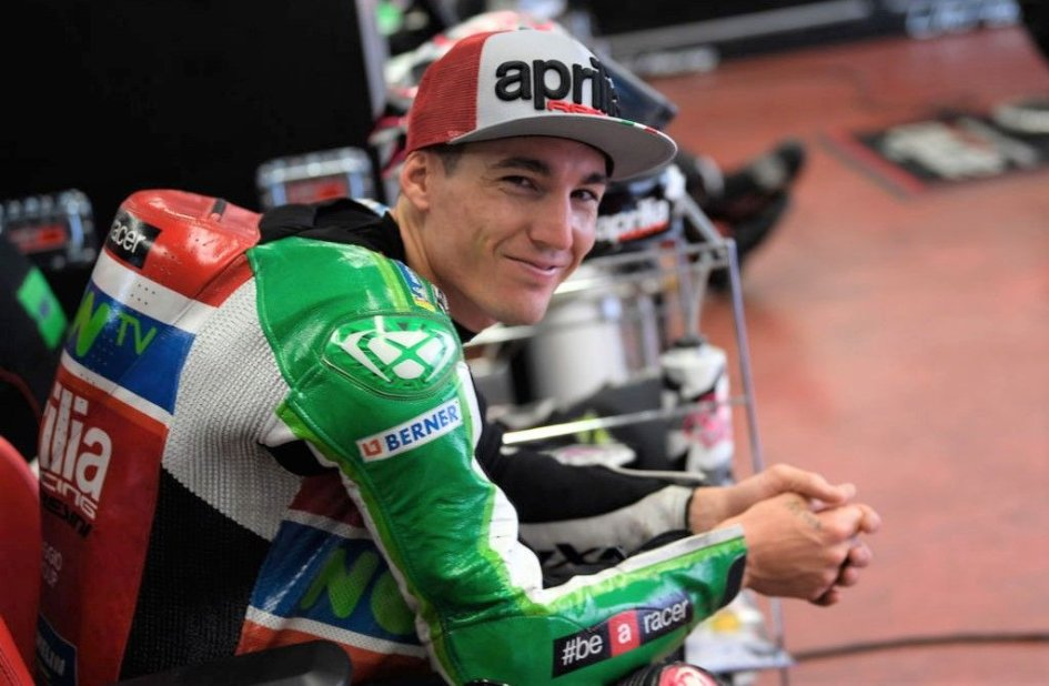 MotoGP: Aleix Espargaró: contract with Aprilia renewed until 2020
