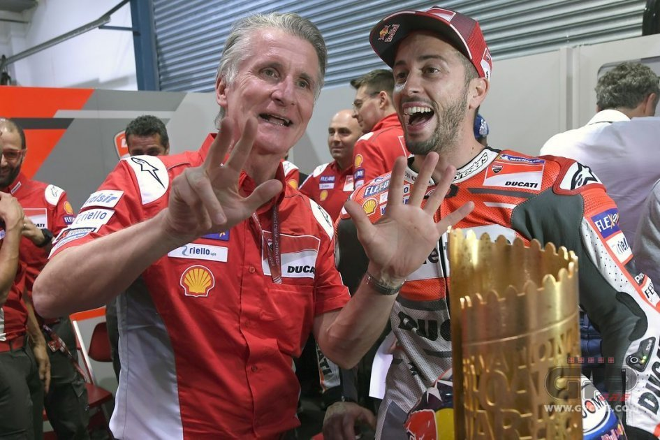 MotoGP: Dovizioso and Ducati: The deal is done, to be announced today