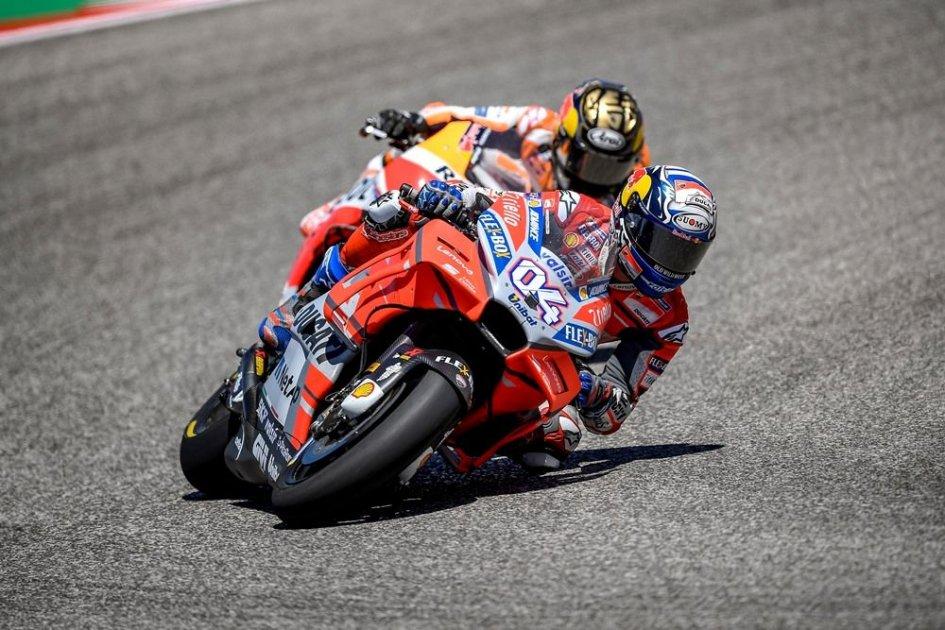 MotoGP: Jerez: for Dovizioso and Ducati a curse to dispel