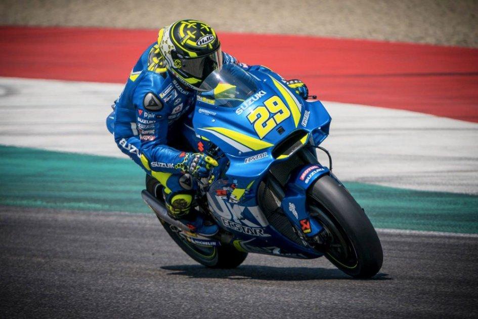 MotoGP: Aprilia and Suzuki at Mugello: Iannone fastest