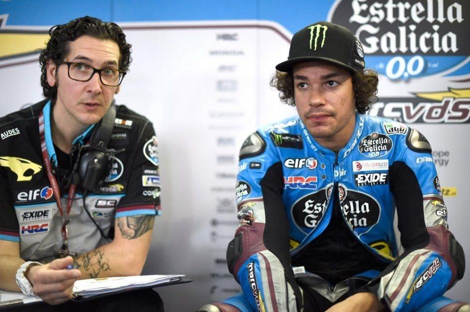 MotoGP: Morbidelli: a Jerez serve un passo avanti con la Honda