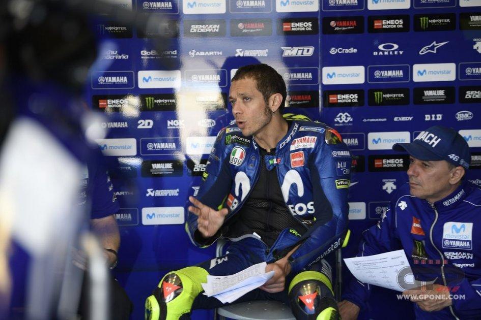 MotoGP: Rossi: Le Mans pista amica ma non faccio previsioni