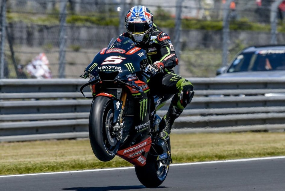 MotoGP: Zarco: beautiful Barcellona, they've given us two corners back