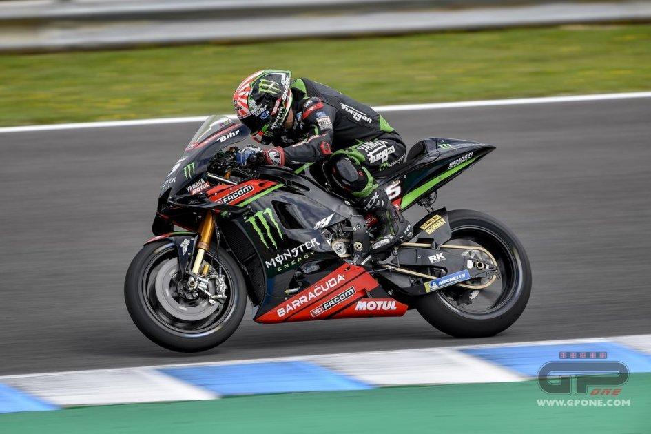 MotoGP: Zarco batte Rossi e Vinales anche nei test di Jerez