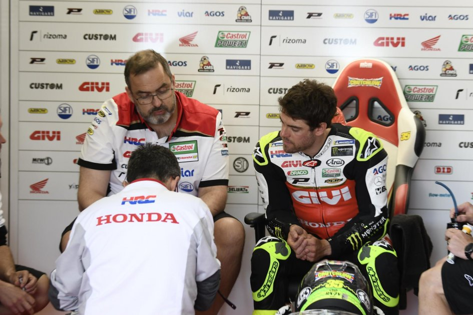 MotoGP: Crutchlow: Nice to be back at the top