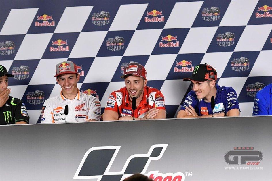 MotoGP: Dovizioso: renewal with Ducati? I'll always land on my feet