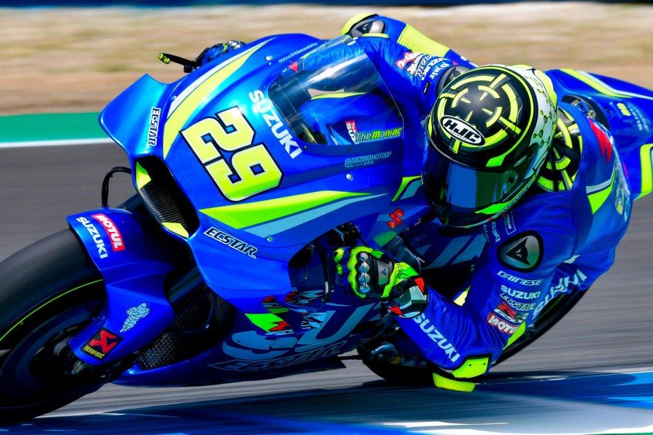 MotoGP: Iannone: l'importante è essere migliorati