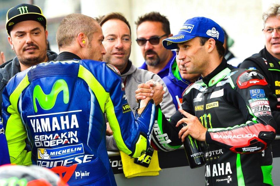 MotoGP: Il manager di Zarco: Rossi ha chiuso ogni strada con Yamaha