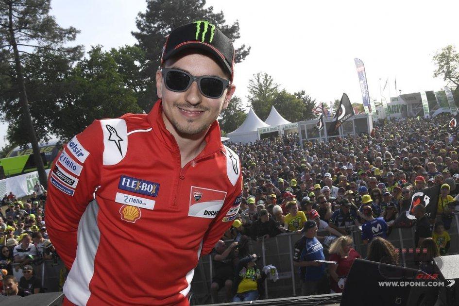 MotoGP: Lorenzo and Ducati: the long goodbye