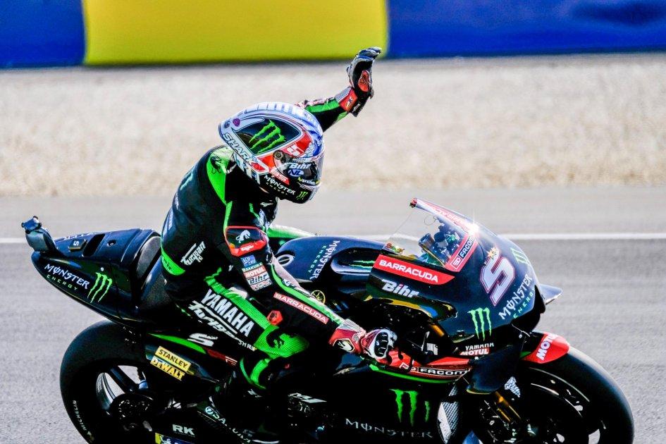 MotoGP: Le Mans under the sign of Z...arco